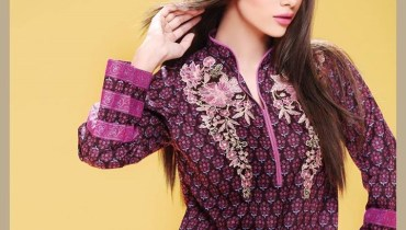 Yahsir Waheed Lawn 2014 for Women