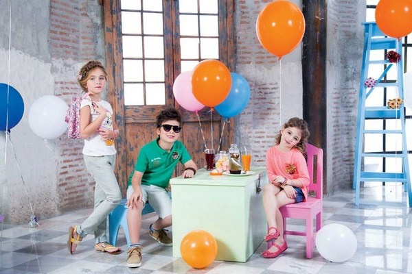Outfitters Junior Spring Dresses 2014 For Kids 001