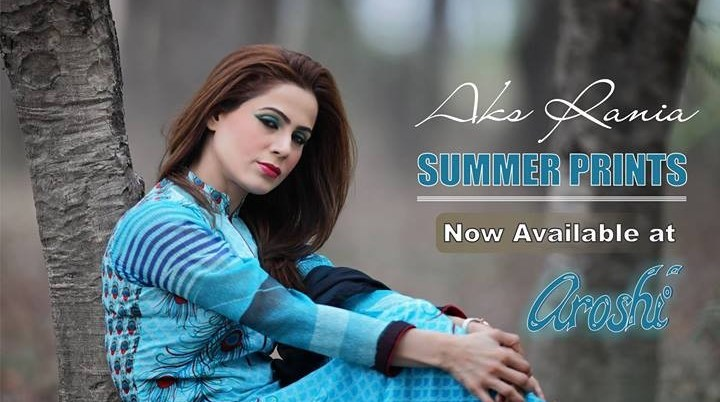 Aroshi Summer Dresses 2014 for Women