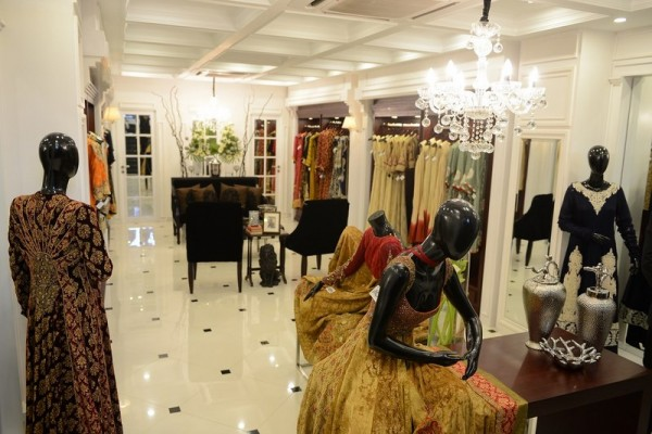 HSY opens doors to Flagship Ready To Wear Store | HSY Ready To Wear Flagship Store