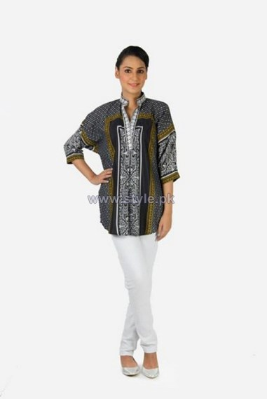 Khaadi Pret Wear Dresses 2014 For Summer 4