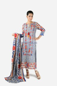 Khaadi Pret Wear Dresses 2014 For Women 7