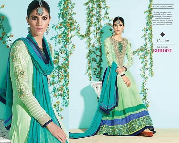 Mansha Party Dresses 2014 For Women 008