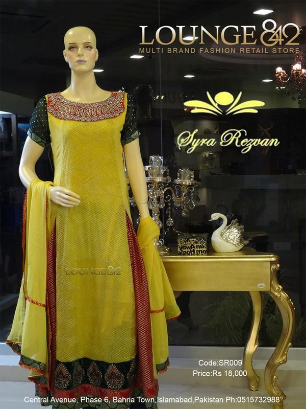 Syra Rezwan Spring Dresses 2014 For Women 003