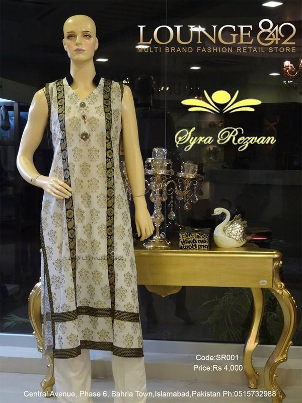 Syra Rezwan Spring Dresses 2014 For Women 008