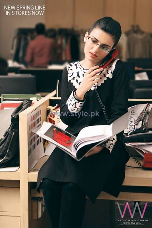 The Working Woman Casual Dresses 2014 For Women 4