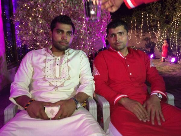 Umar Akmal Wedding Pictures 17