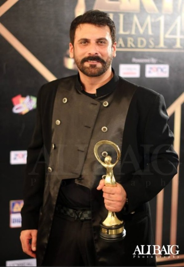 ARY Film Awards Red Carpet Pictures. pic 34