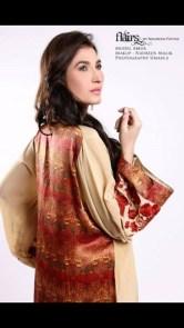 Flairs by Naureen Fayyaz Summer Dresses 2014 for Women003