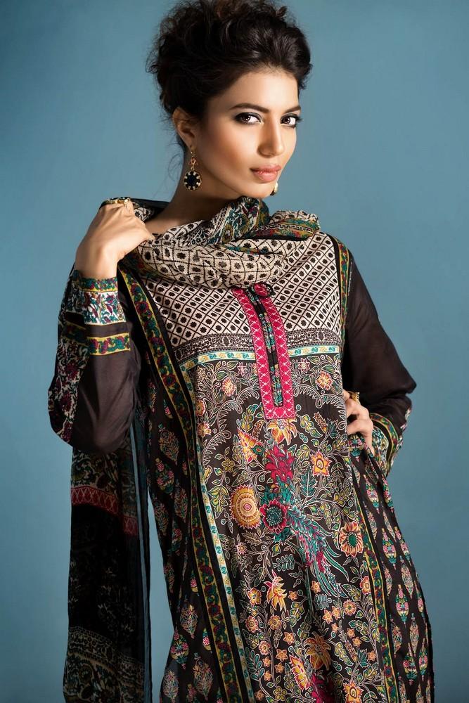 Khaadi Lawn 2014 New Arrivals for Women