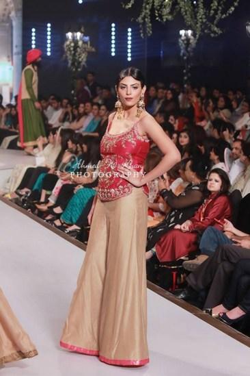 Zaheer Abbas Collection At Pantene Bridal Couture Week 2014 003