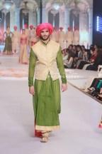 Zaheer Abbas Collection At Pantene Bridal Couture Week 2014