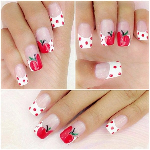 If You Want To Make Your This Summer Special And Fun Loving For Hands Then Choose Up The Above Mentioned Fruit Nail Art Designs Right Now