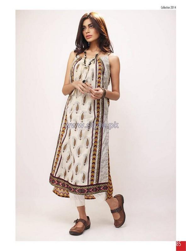Orient Textiles Summer Arrivals 2014 For Women 9