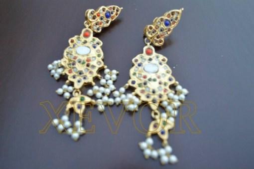 Xevor Earrings Designs 2014 For Women 001