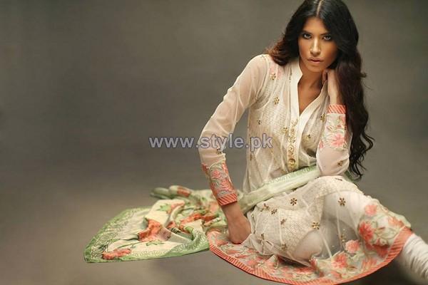 Sania Maskatiya Barr-e-Sagheer Collection 2014 For Women 7