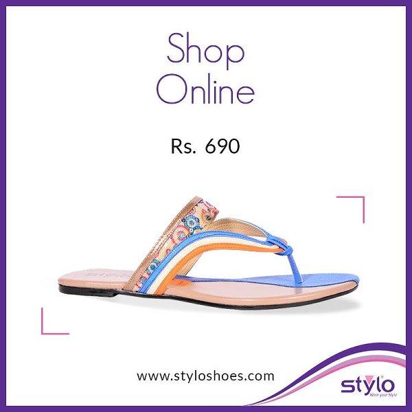 Stylo Eid Footwear Collection 2014 For Women 0010