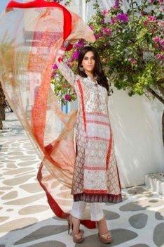 Trends Of Designer Lawn Dresses In Summer 009