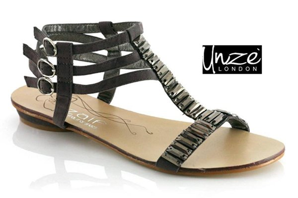Unze Eid Footwear Collection 2014 For Women 002