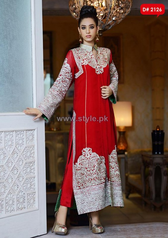 Needlez by Shalimar Party Dresses 2014 For Women 5