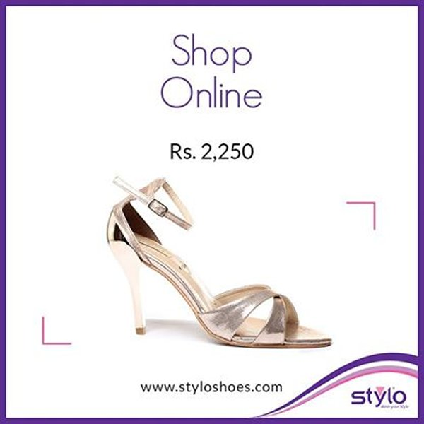 Stylo Shoes Midsummer Footwear Collection 2014 For Women 0012