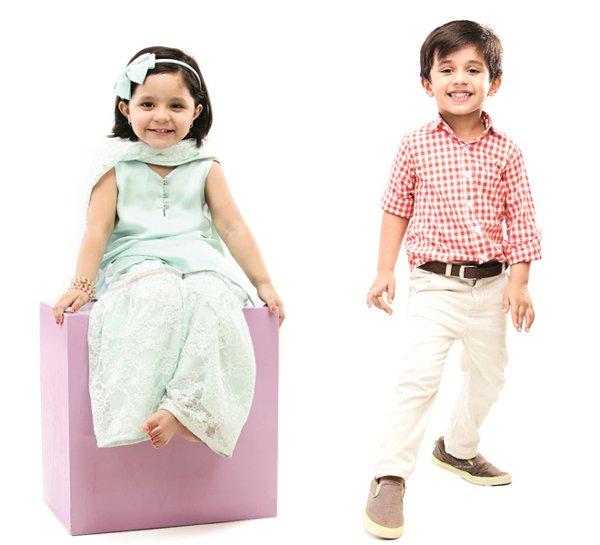 Trends Of Western And Eastern Kids Wear 0014