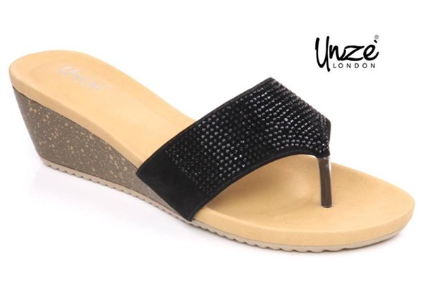 Unze Mid Summer Shoes 2014 For Women 0014