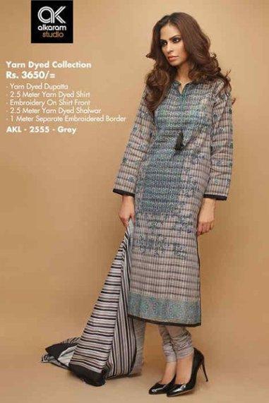 Alkaram Eid Ul Azha Collection 2014 For Women 002