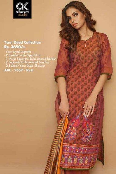 Alkaram Eid Ul Azha Collection 2014 For Women 004