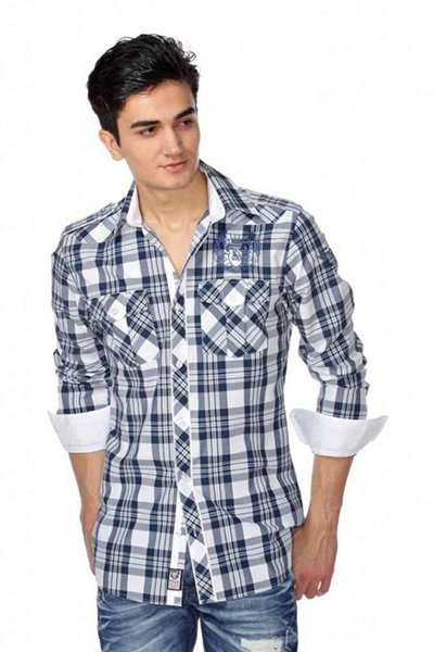 Fashion Of Men Casual Shirts 2014 For Summer 0017