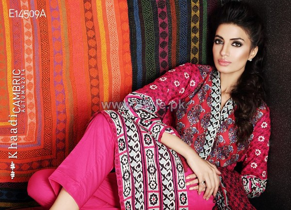 Khaadi Cambric Collection 2014 For Women 10