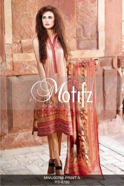 Motifz Eid Ul Azha Collection 2014 For Women 003