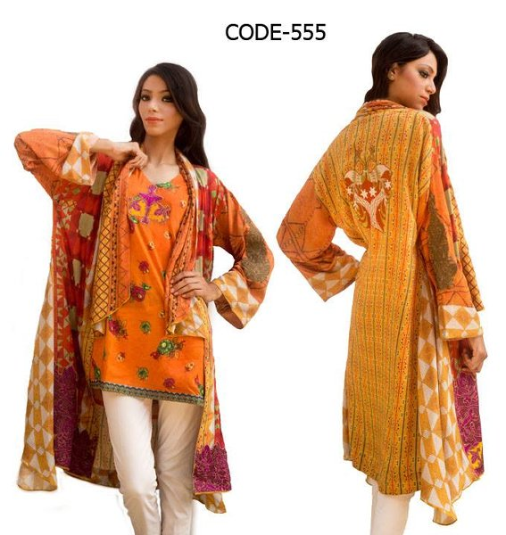Shamaeel Ansari Eid Ul Azha Collection 2014 For Women 0014