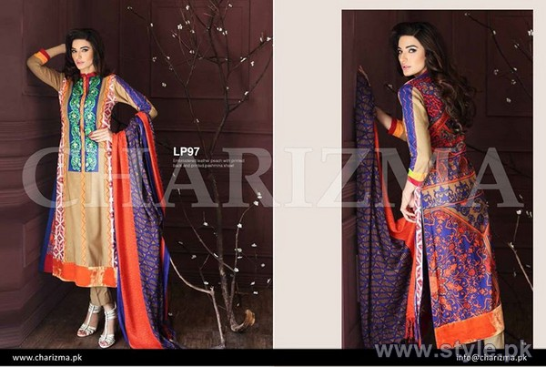Charizma Winter Dresses 2014-2015 Volume 2 For Women 10