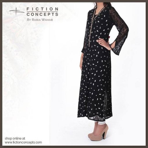 Fiction Concepts Fall Dresses 2014 For Women 002