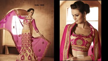 Indian Girls Lehenga Designs 2014