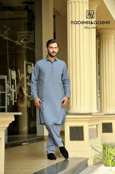 Nabeel And Aqeel Eid Ul Azha Collection 2014 For Men 001