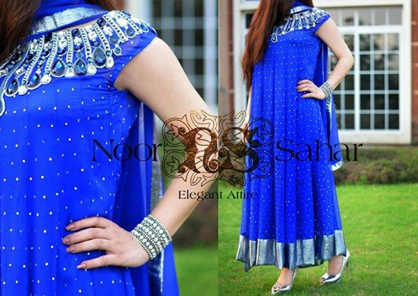 Noor Sahar Fall Collection 2014 For Women 004