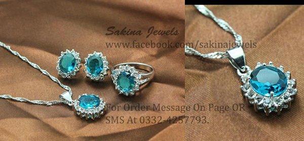 Sakina Jewelery Party Jewellery Designs 2014 For Women 008