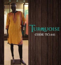 Turquoise Fall Collection 2014 For Women 002