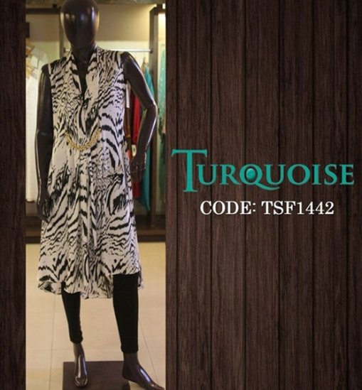 Turquoise Fall Collection 2014 For Women 003