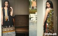 Firdous Fashion Winter Shirts 2014 For Women 1