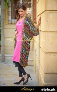 Silaayi Winter Dresses 2014 For Women 7