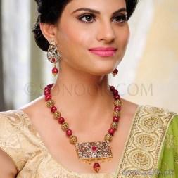 Sonoor Jewels Jewellery Designs 2014 For Winter 5