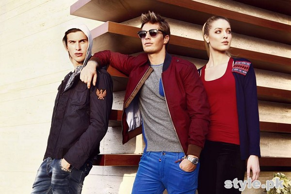 Urban Studio Winter Campaign 2014-2015 For Boys and Girls 2