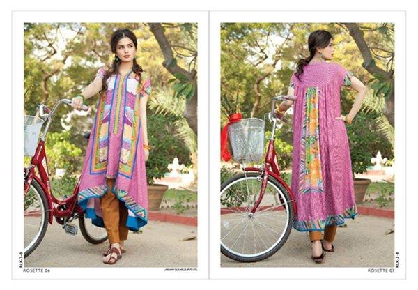 LSM Fabrics Digital Kurtis Collection 2014 For Women 006