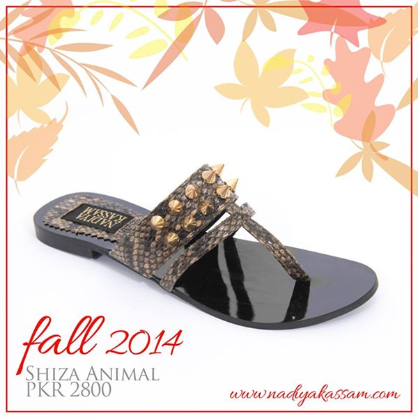 Nadiya Kassam Fall Footwear Collection 2014 For Women 006