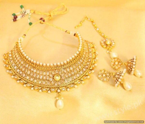 Necklace Sets For Brides