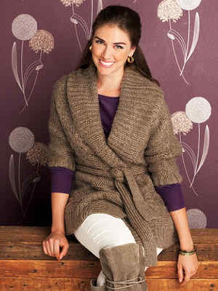 New Designs Of Winter Long Sweaters For Women 0012