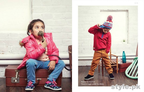 Outfitters Junior Winter Dresses 2014 For Kids 10